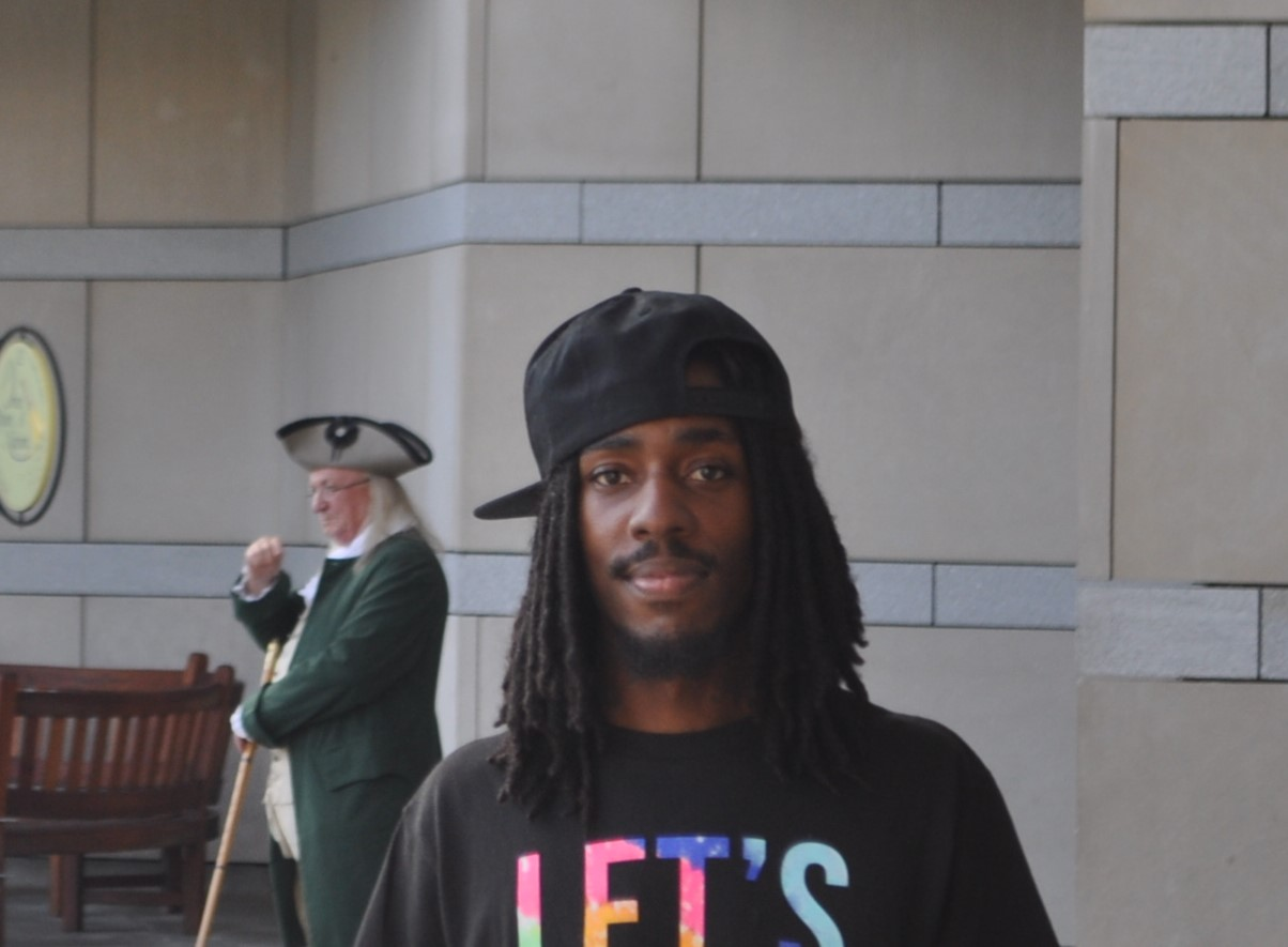 On the Journey – From GED to DNC – Donte White